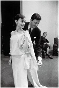 Audrey Hepburn Hubert de Givenchy