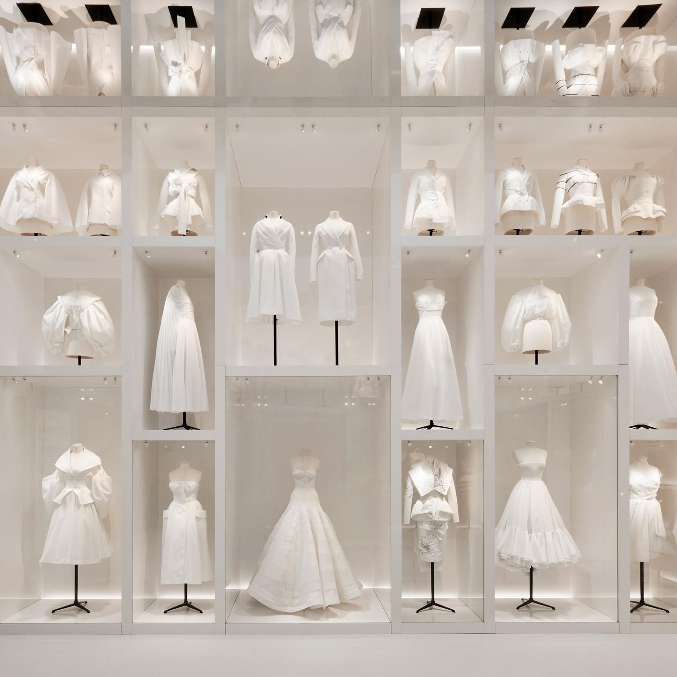 La moda y los museos
