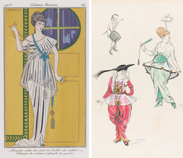 Designing Art Deco: Textiles and Fashion