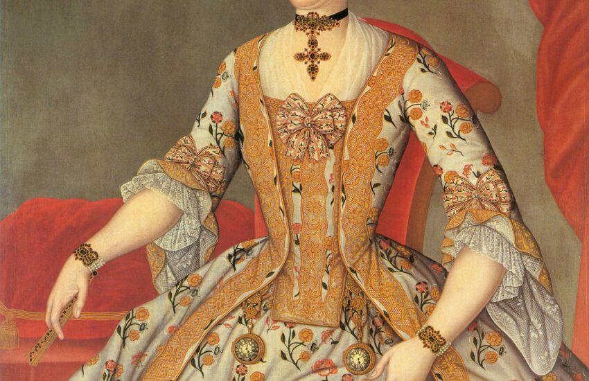Retrato de la Marquesa de San Jorge